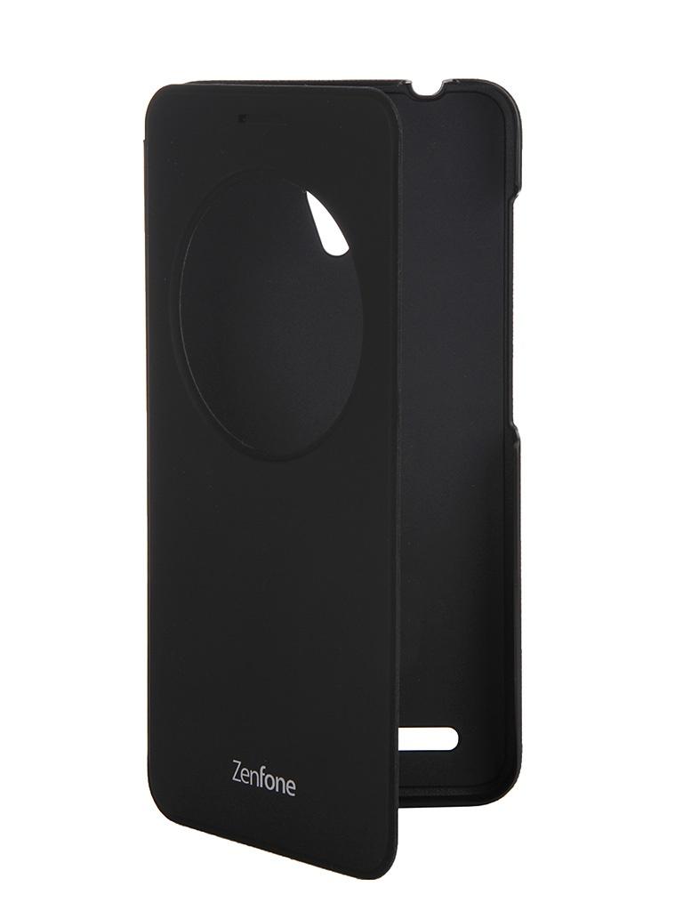 Аксессуар Чехол ASUS ZenFone 2 ZC500TG View Flip Cover Black 90AC00Q0-BCV001 от Pleer