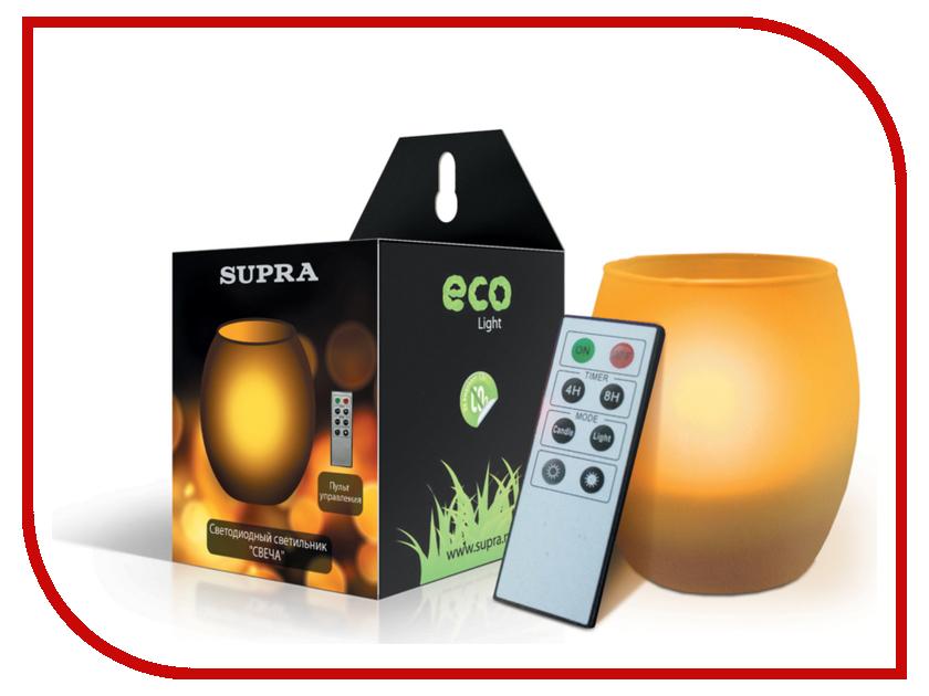 Светодиодная свеча SUPRA LC-02RC<br>