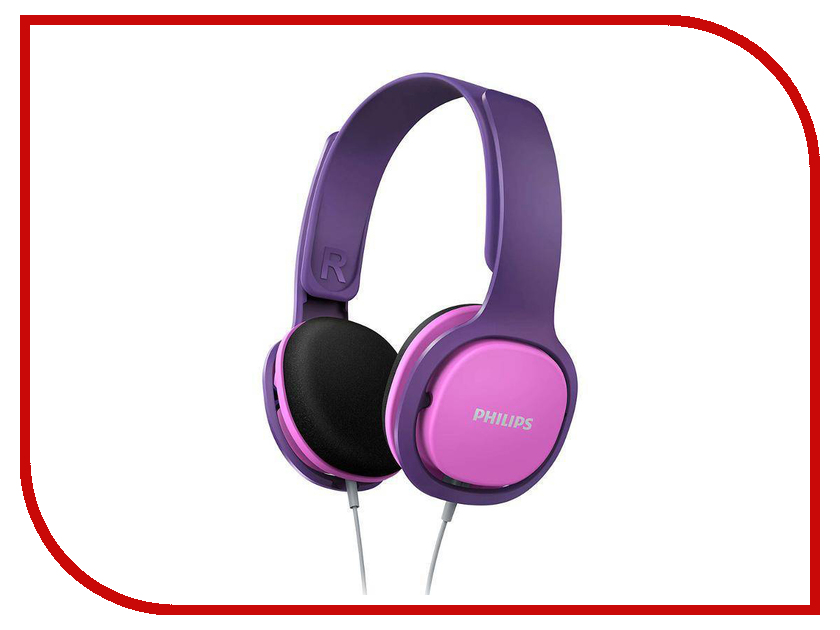 Philips SHK2000 Purple-Pink