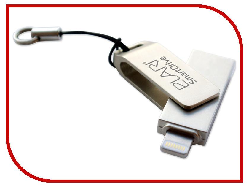 USB Flash Drive 64Gb - Elari SmartDrive кардридер elari smartcable