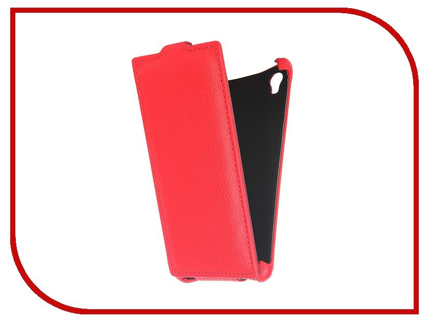 Аксессуар Чехол Philips V787 Gecko Red GG-F-PHV787-RED<br>