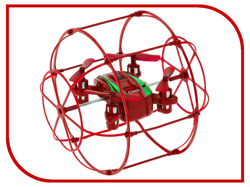 Квадрокоптер Happy Cow HC 777-370 Red<br>