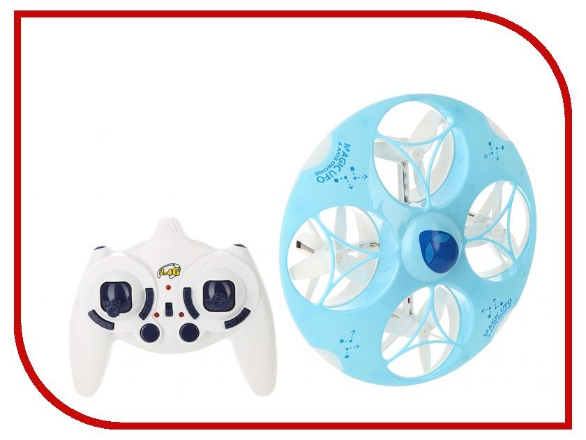 Радиоуправляемая игрушка Happy Cow UFO HC 777-376 Blue<br>