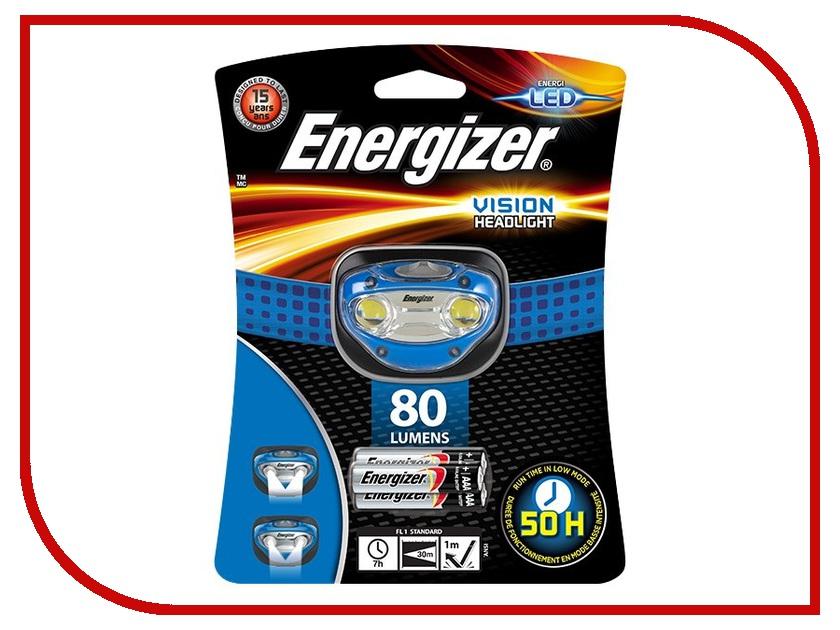 Фонарь Energizer Headlight Vision E300280300 фонарь energizer 5 led headlight