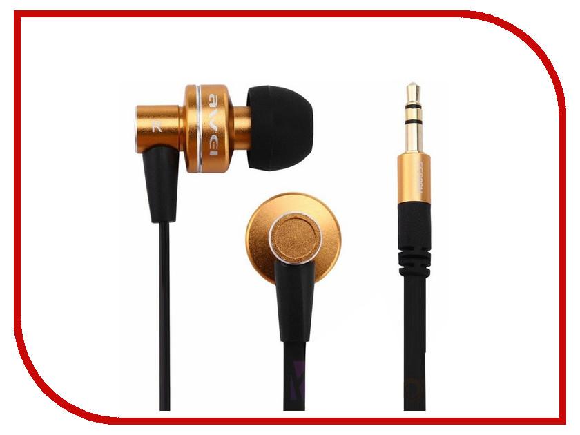 Наушники Awei ES900m Golden 08945<br>