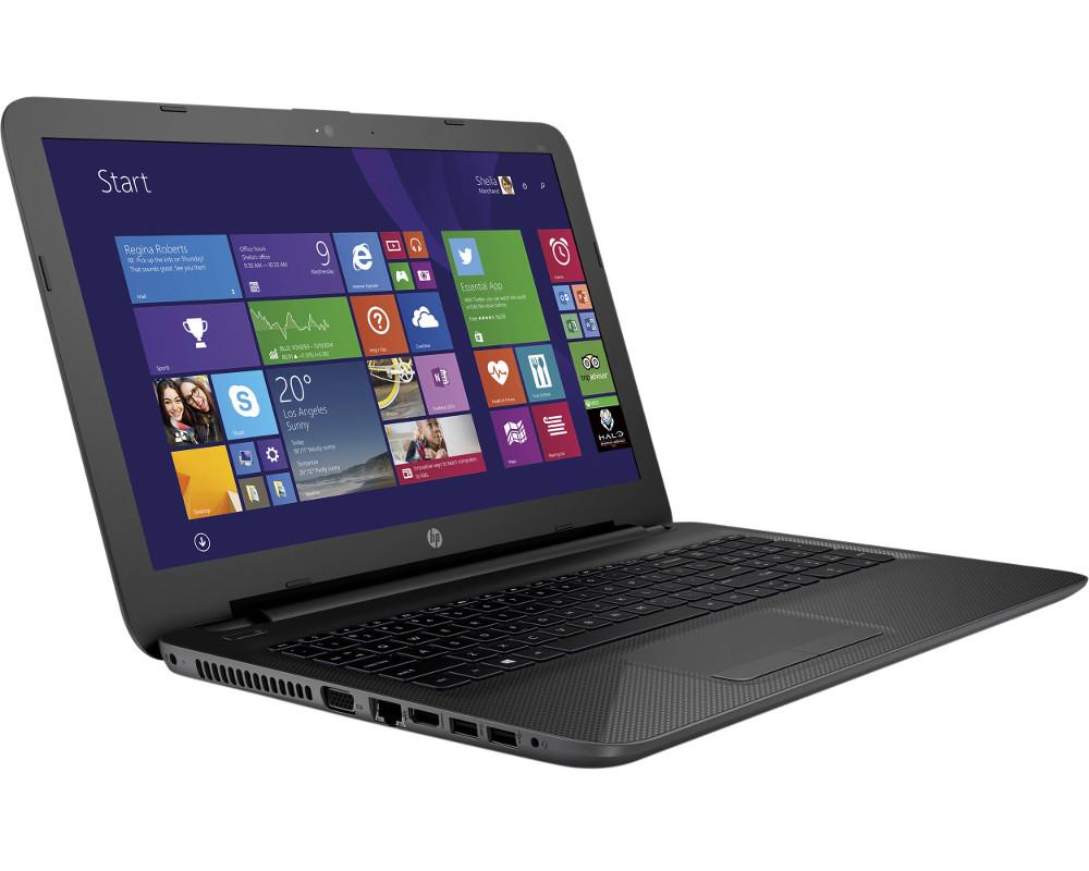Ноутбук HP 250 M9T00EA Intel Pentium 3825U 1.9 GHz/4096Mb/500Gb/DVD-RW/Intel HD Graphics/Wi-Fi/Bluetooth/Cam/15.6/1366x768/DOS<br>