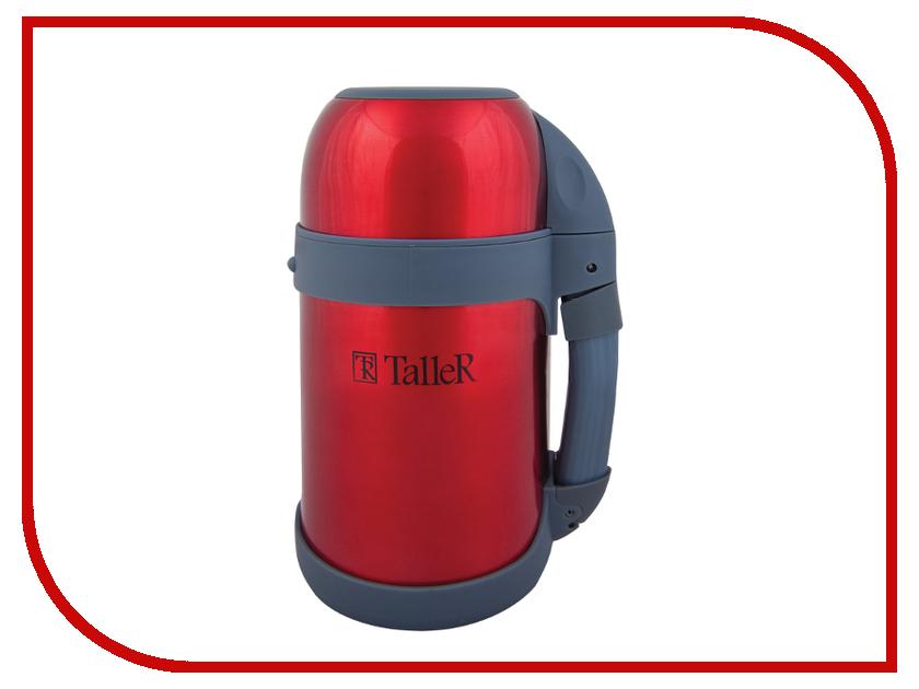 Термос Taller Red TR-2408