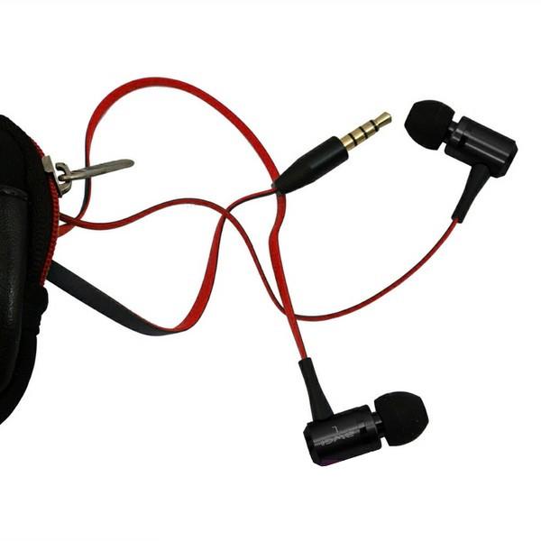 Гарнитура Awei ES120i Black 08842 от Pleer