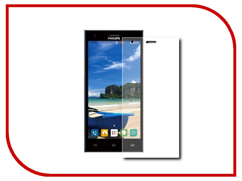 купить Аксессуар Защитное стекло Philips S616 CaseGuru 85944 онлайн
