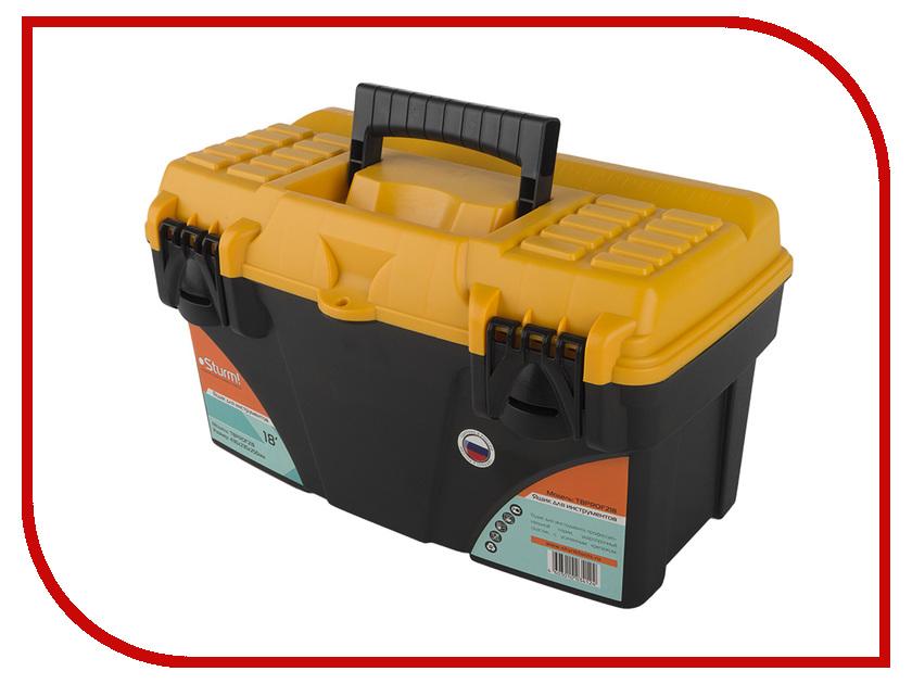 Ящик для инструментов Sturm! TBPROF218 точило sturm 1076 05 bg2