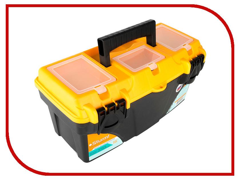 Ящик для инструментов Sturm! TBPROF16 трусы 3 штуки quelle le jogger 780010