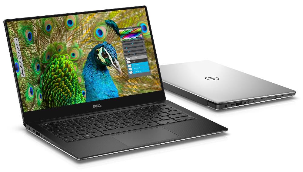 ������� Dell XPS 13 9350-2327 Intel Core i7-6560U 2.2 GHz/8192Mb/256Gb SSD/No ODD/Intel HD Graphics/Wi-Fi/Bluetooth/Cam/13.3/3200x1800/Touchscreen/Windows 10 64-bit 360213