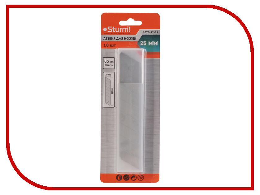 Набор лезвий для ножей Sturm! 1076-S2-25 точило sturm 1076 05 bg2