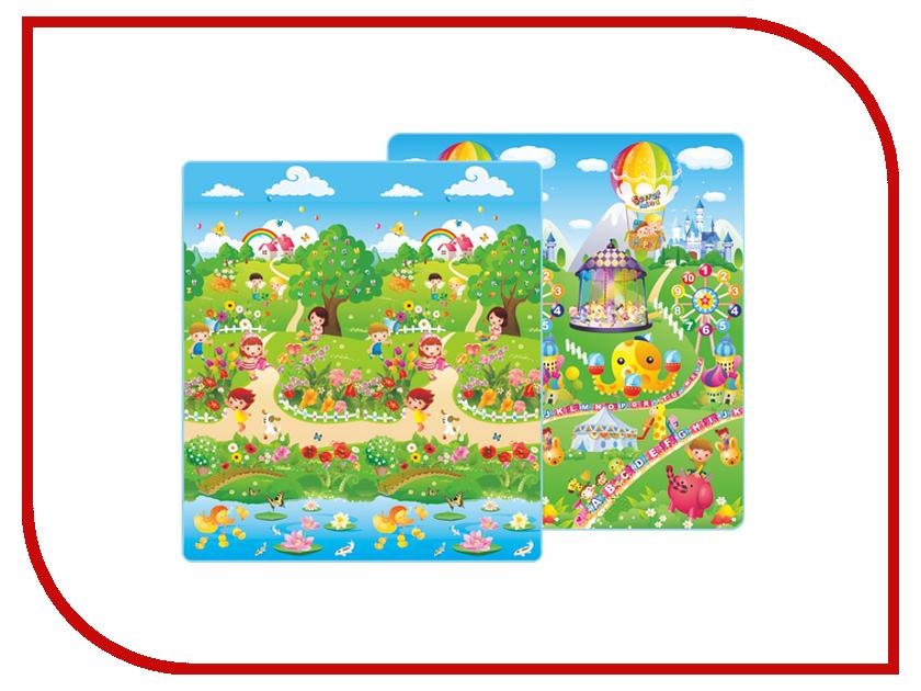 Игрушка Mambobaby Дети в парке и Лунапарк 200х180х1см 011ТМ<br>