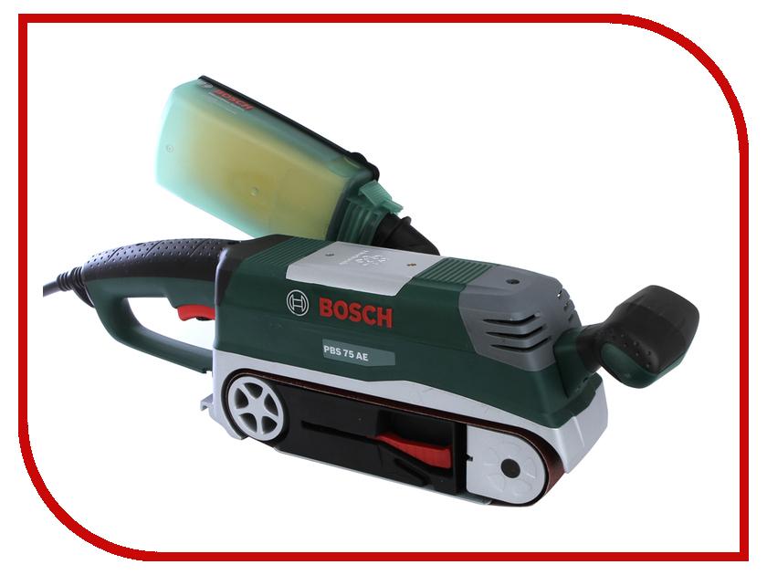 Шлифовальная машина Bosch PBS 75 AE 06032A1120 худи print bar любовь в голове
