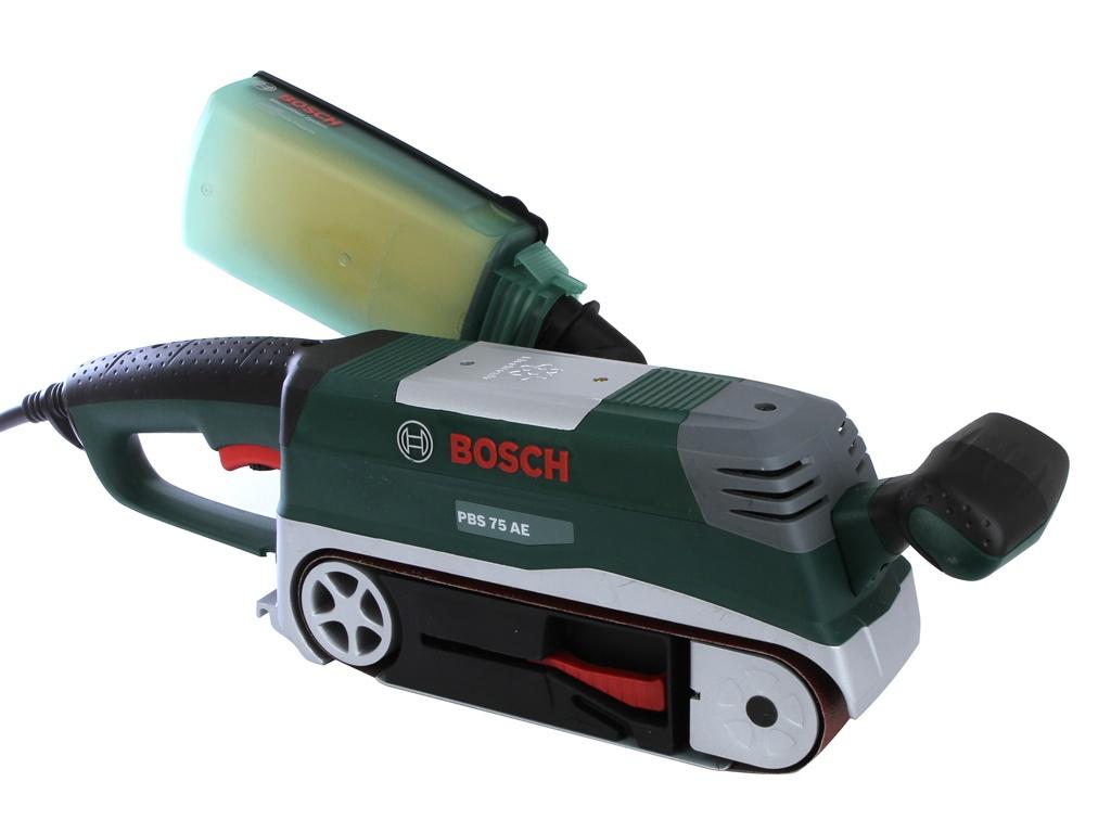 Шлифовальная машина Bosch PBS 75 AE 06032A1120 цена