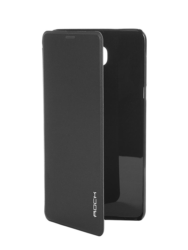 Аксессуар Чехол Samsung Galaxy A9 ROCK Touch Black<br>