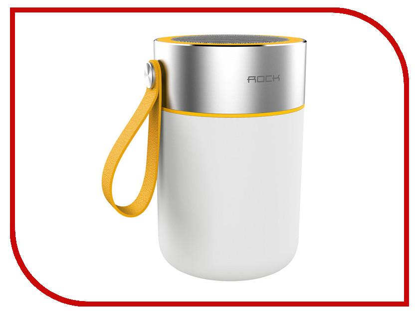 Колонка ROCK Mulite S Bluetooth Speaker Yellow<br>