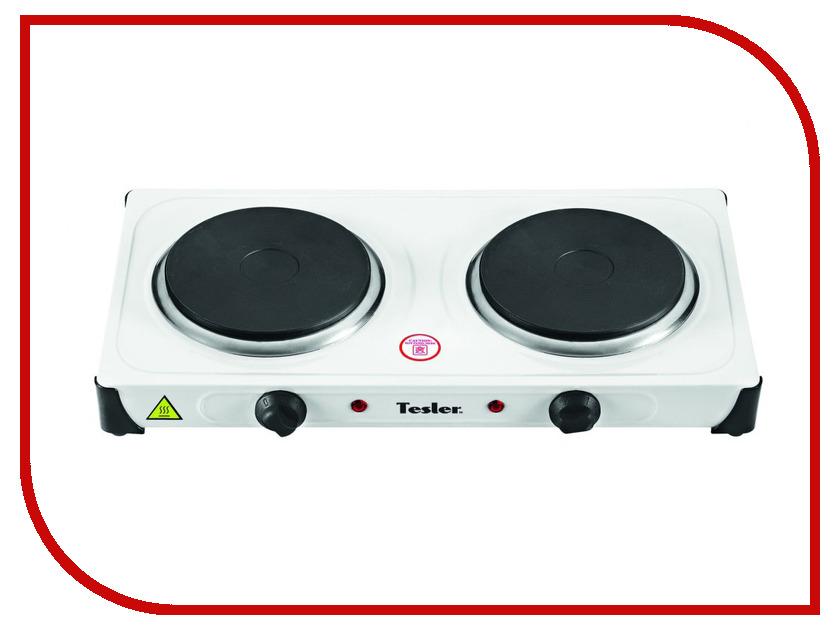 Плита Tesler PE-20 White<br>