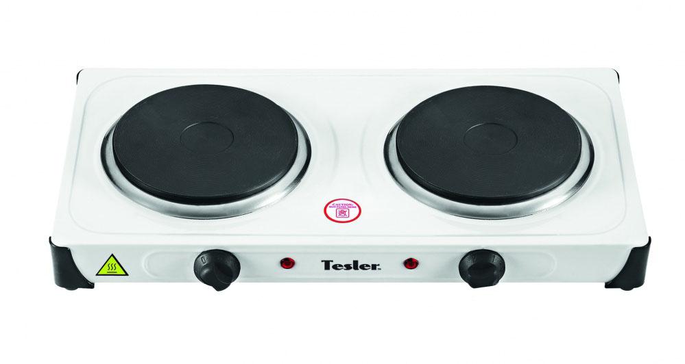 Плита Tesler PE-20 White