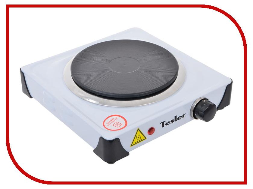 Плита Tesler PE-10 White