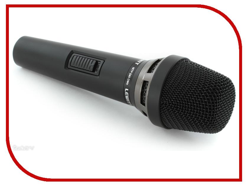 Микрофон Lewitt MTP540DMs
