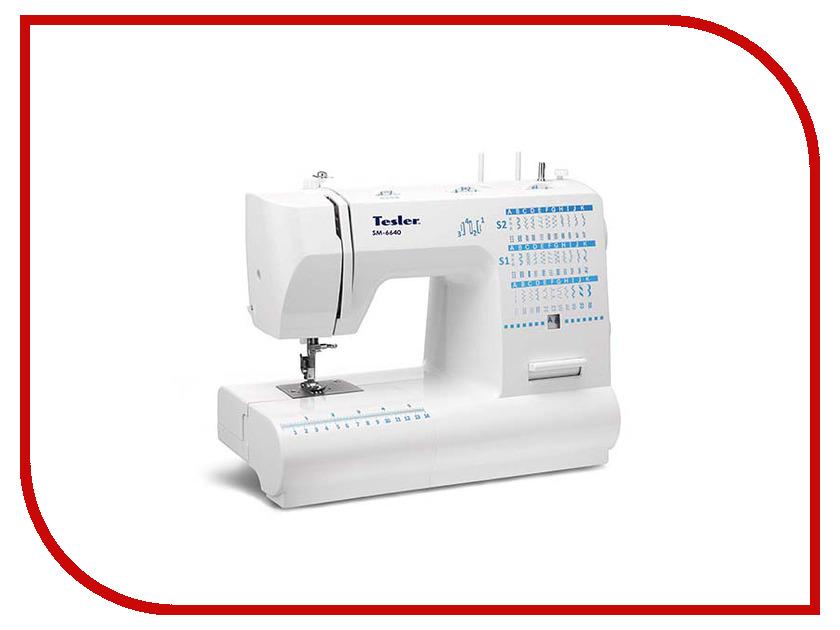 Швейная машинка Tesler SM-6640 цена