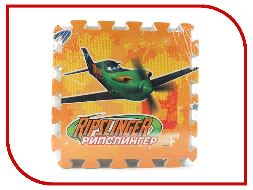 Развивающий коврик Играем вместе Самолеты FS-PLAN