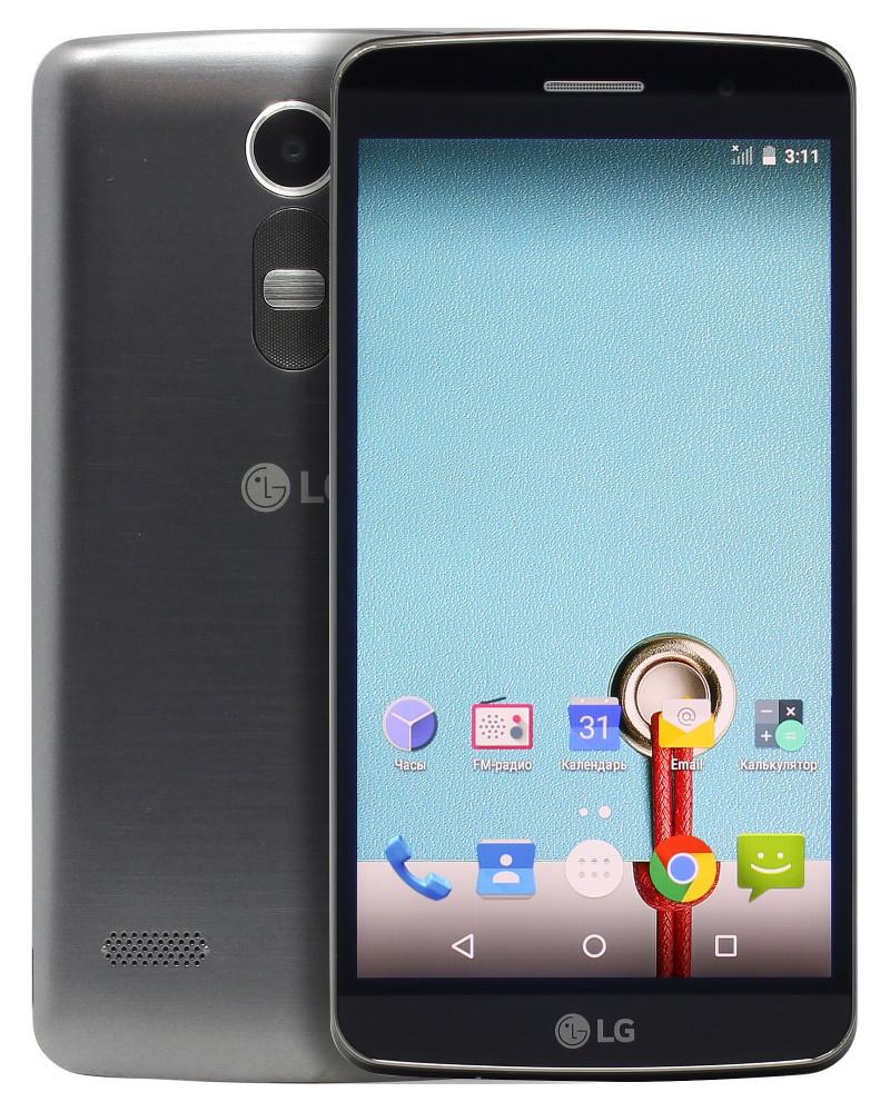 Сотовый телефон LG X190 Ray Black-Titan<br>