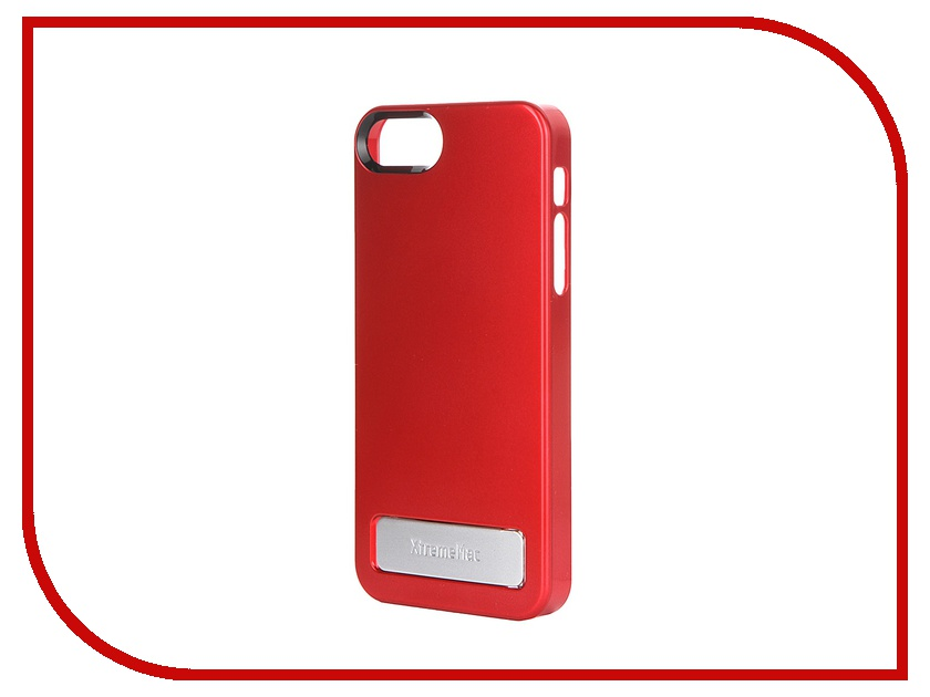 Аксессуар Чехол XtremeMac для iPhone 5 / 5S Red IPP-KSN-73<br>