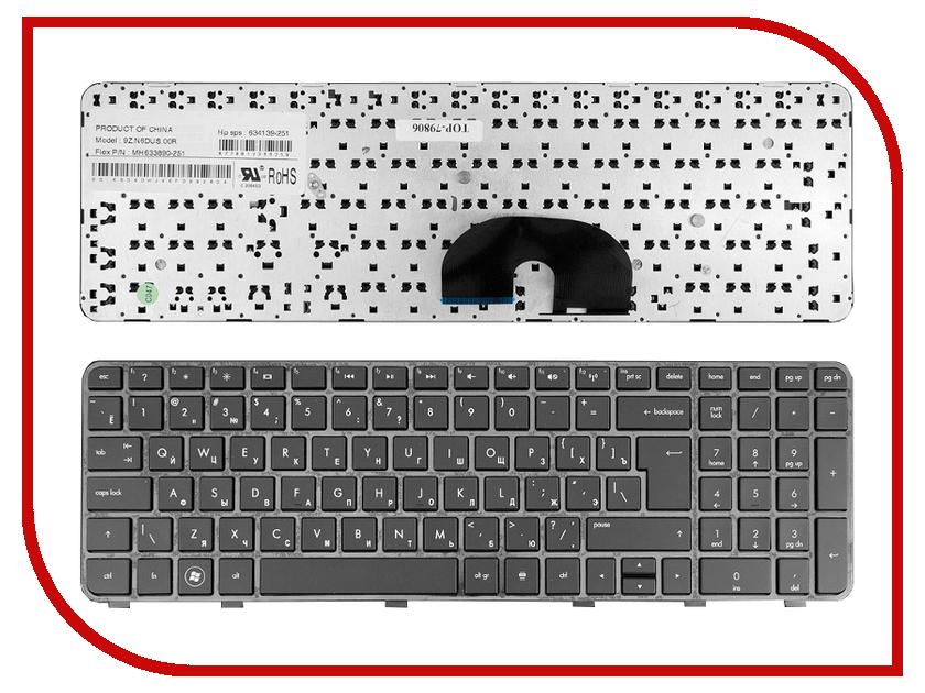Клавиатура TopON TOP-79806 для HP Pavilion DV6-6000 / DV6-7050 / DV6-6b60 / DV6-6c30 / Series Black