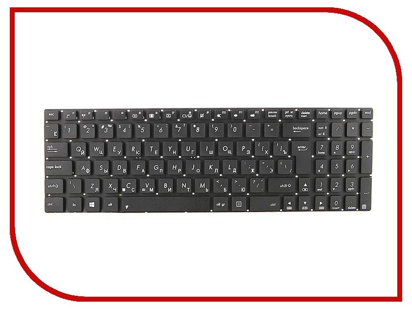Клавиатура TopON TOP-99937 для ASUS N56 / N56V / N76 / N76V Series Black