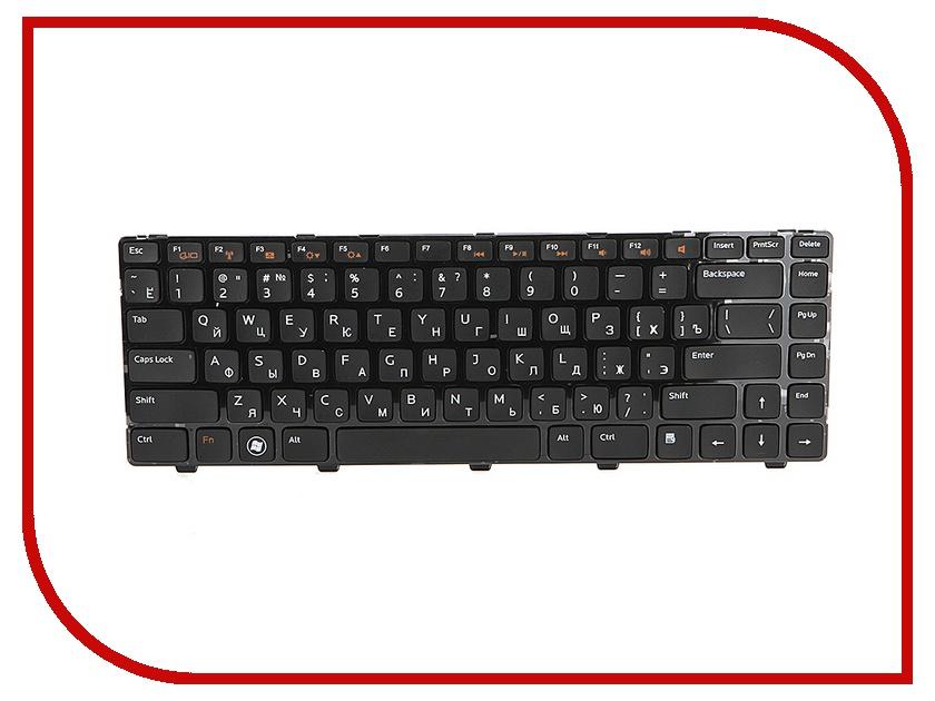 Клавиатура TopON TOP-85013 для Dell Inspiron 15-N5040 / 15-N5050 / M5040 / M5050 / N5040 / N5050 / X501L Series Black<br>