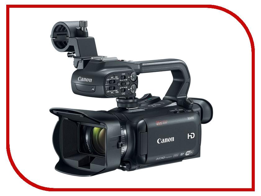 Видеокамера Canon XA35*<br>