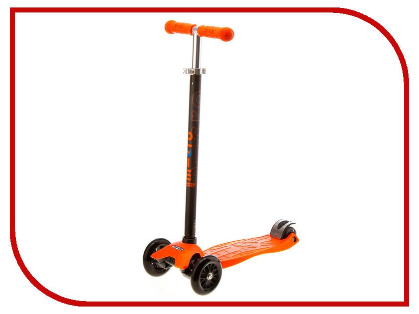 Самокат Micro Maxi Orange