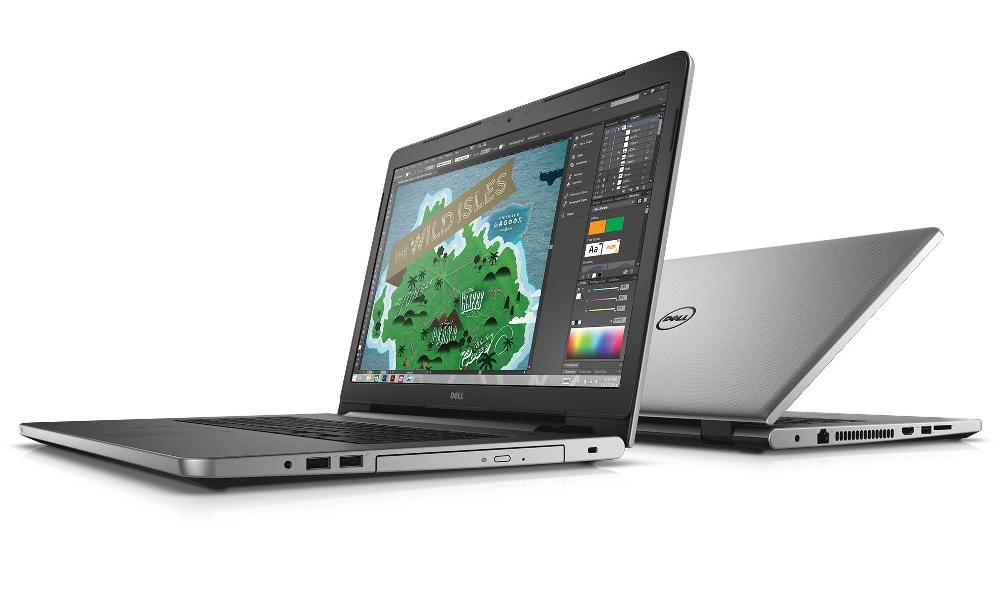 Ноутбук Dell Inspiron 5759 5759-9800 Intel Core i5-6200U 2.3 GHz/8192Mb/1000Gb/DVD-RW/AMD Radeon R5 M335 2048Mb/Wi-Fi/Bluetooth/Cam/17.3/1600x900/Windows 10 64-bit 352192