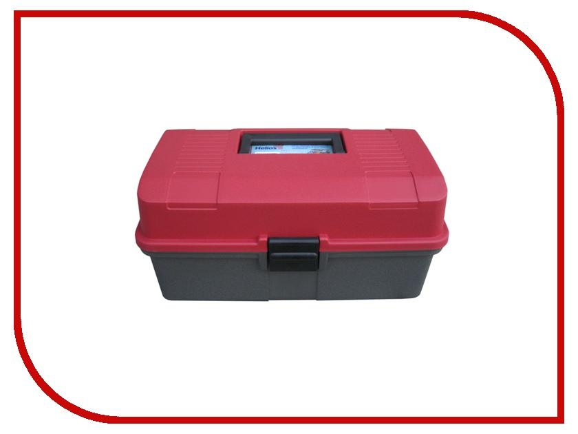 helios Аксессуар Helios Ящик двухполочный Red