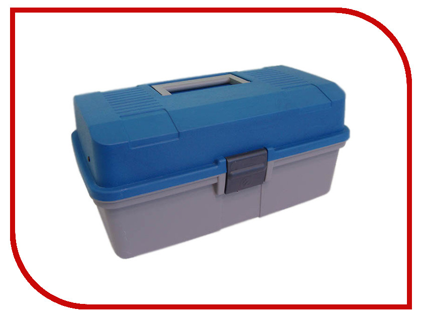 helios Аксессуар Helios Ящик двухполочный Blue