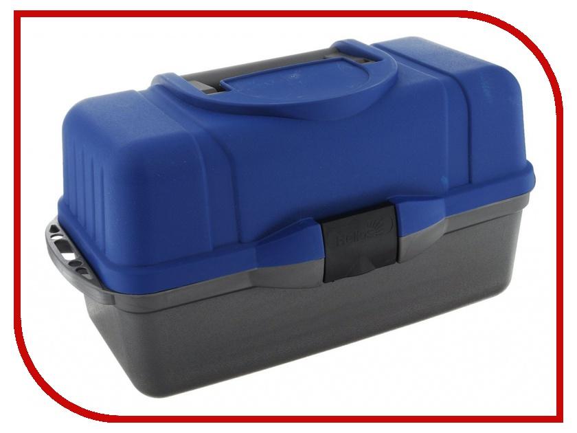 Аксессуар Helios Ящик трехполочный 44x23x22 cm Blue