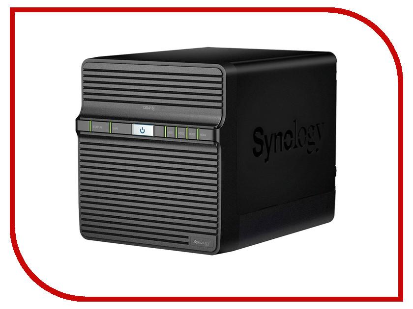 Сетевое хранилище Synology DS416j<br>