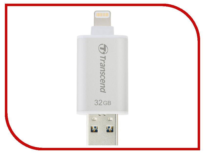 USB Flash Drive 32Gb - Transcend JetDrive Go 300S TS32GJDG300S<br>