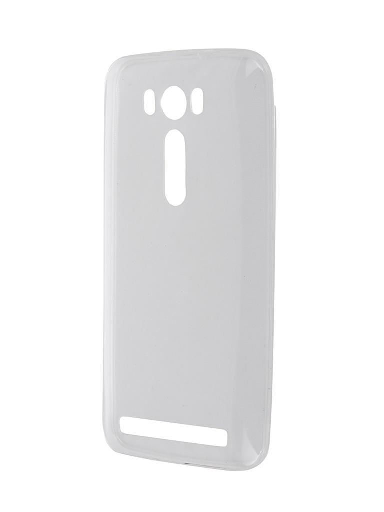 Аксессуар Чехол ASUS ZenFone 2 Laser ZE500KL Dekken Transparent 20225<br>