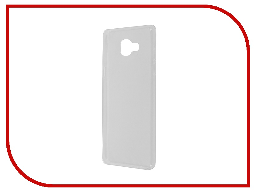 Аксессуар Чехол-накладка Samsung Galaxy A5 2016 Dekken Transparent 20321 аксессуар чехол накладка dekken для apple iphone 4 4s transparent 20223
