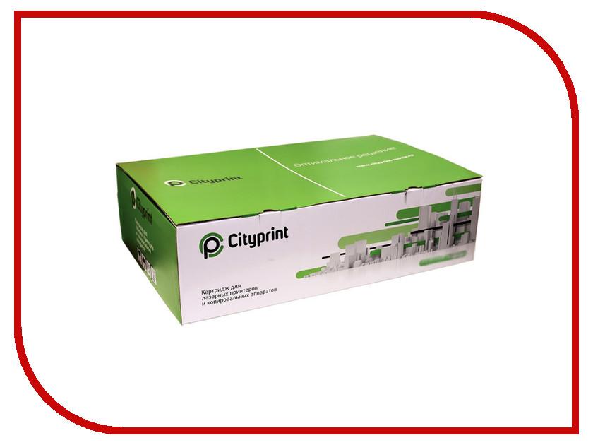 Картридж Cityprint CB436A Black для HP LaserJet P1505/M1522N/1522NF/1120