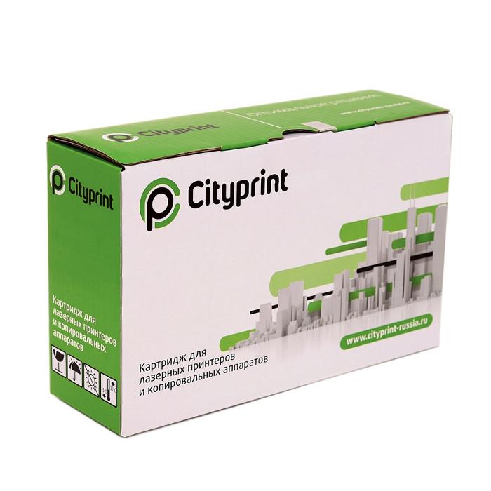 Картридж Cityprint Q7551X Black для HP LaserJet M3027/M3027XMFP/M3035MFP/M3035XS MFP/P3005/P3005D/P3005DN/P3005N/P3005X<br>