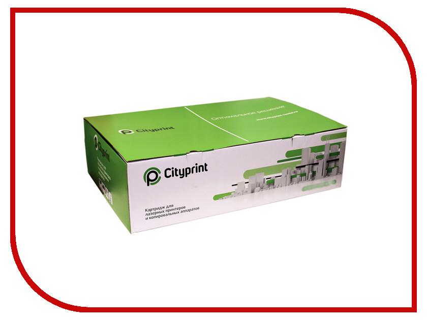 Картридж Cityprint KX-FAT411A Black для Panasonic KX-MB1900/2000/2020/2030/2051/2061<br>