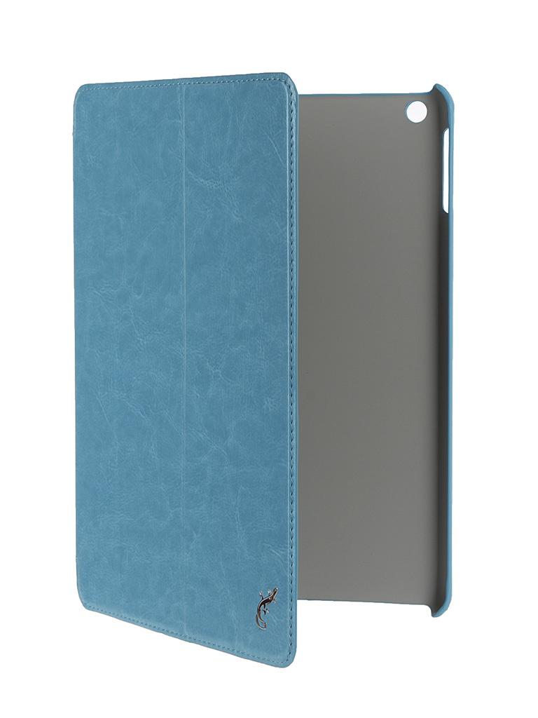 Аксессуар Чехол G-Case Slim Premium для APPLE iPad Air Blue GG-206<br>