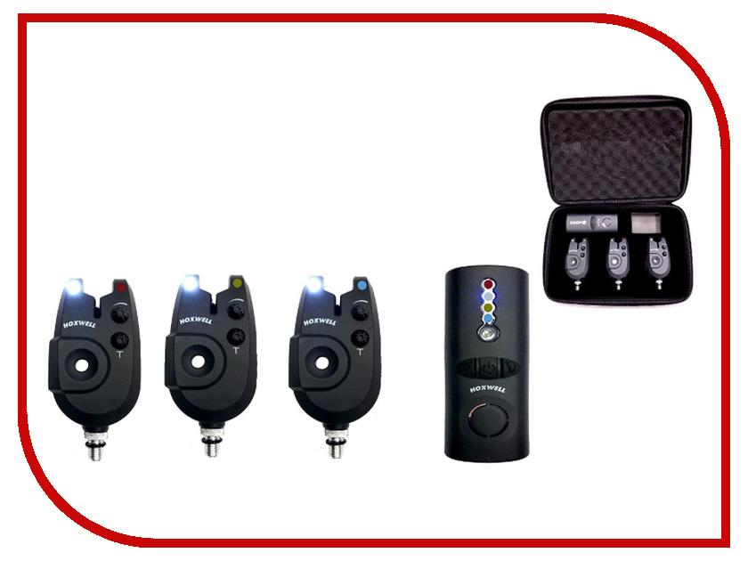 Сигнализатор поклевки Hoxwell HL77 сигнализатор поклевки hoxwell new direction k9 r9 5 1