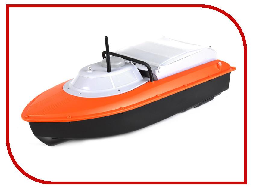 Кораблик для прикормки JABO 2BL-10A REB-0019-03 Orange<br>