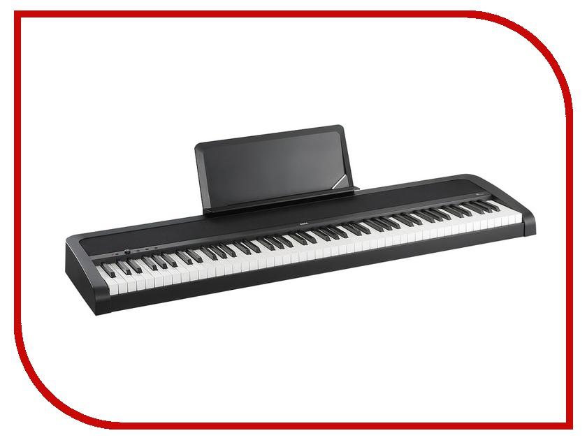 Цифровое фортепиано KORG B1 Black<br>